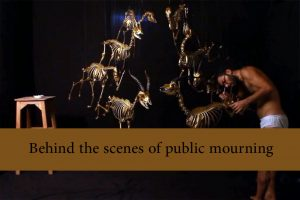 16 Behind the scenes of public mourning 300x200 - Public Mourning Video