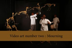 Video art number two   Mourning 300x200 - Video Art